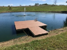 pond dock and beach building services